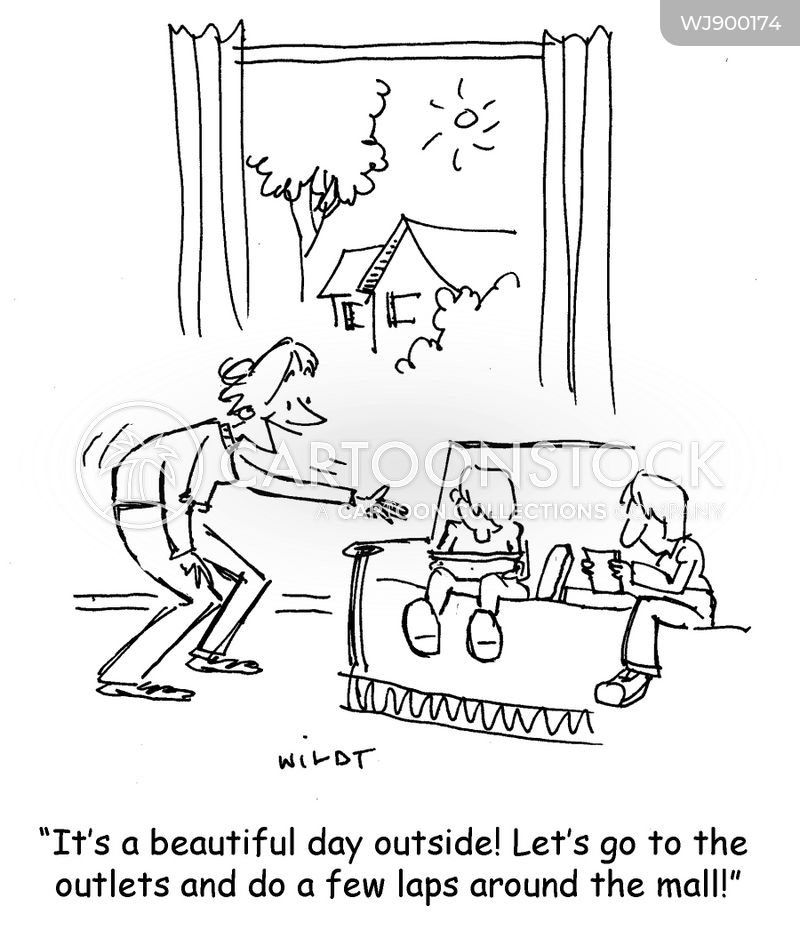 great outdoors cartoon