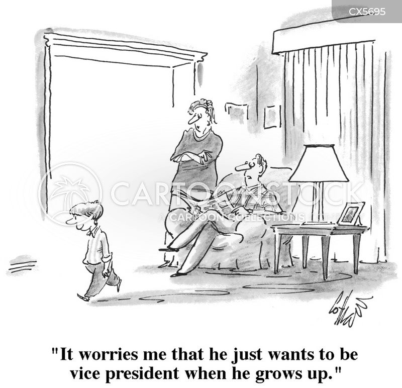 childhood ambitions cartoon
