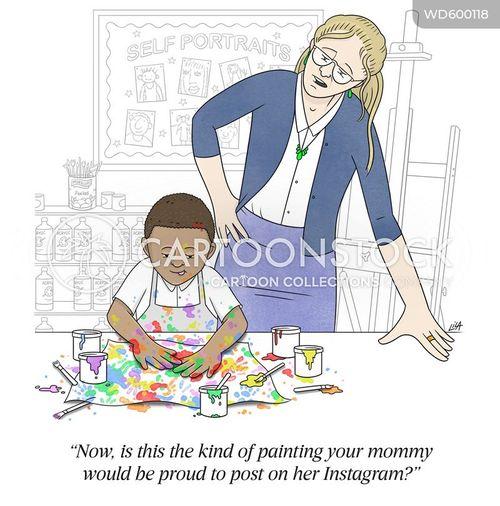 nurseries cartoon