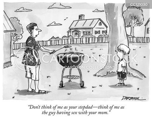 bad parenting cartoon