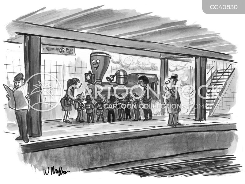 Subway Station cartoons, Subway Station cartoon, funny, Subway Station picture, Subway Station pictures, Subway Station image, Subway Station images, Subway Station illustration, Subway Station illustrations
