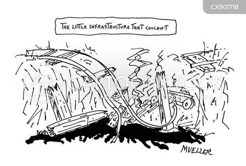 broke cartoon