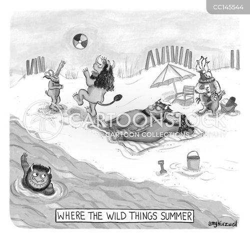 kids book cartoon