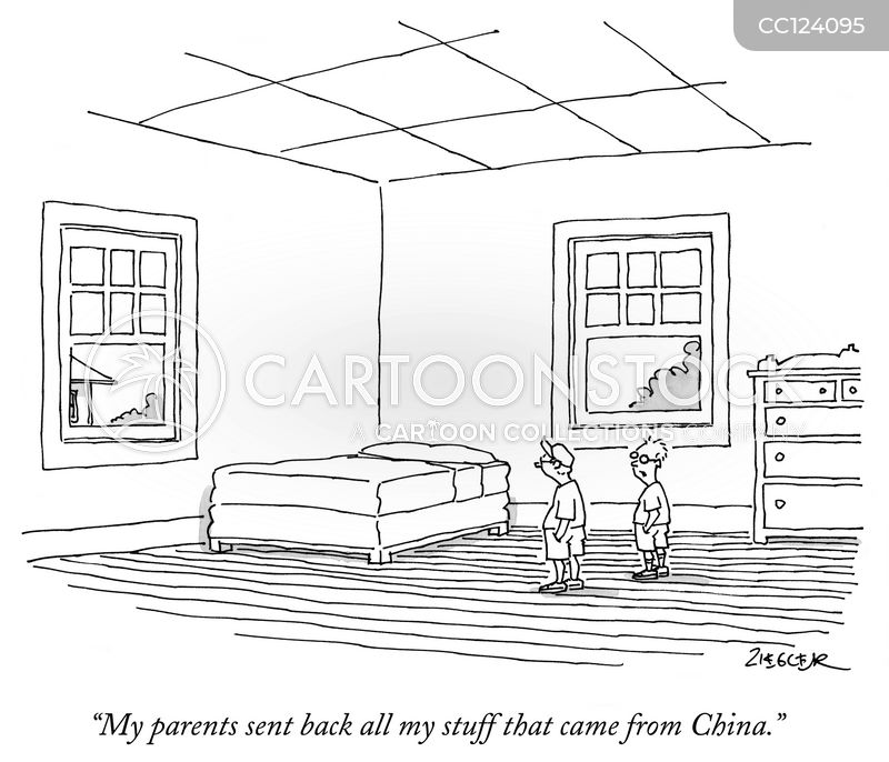 Parent cartoon