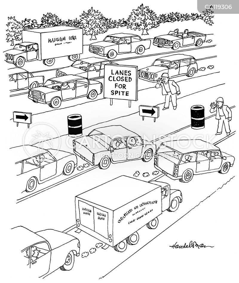 freeways cartoon
