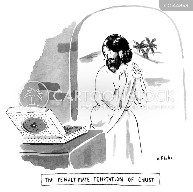 jesus christ cartoon
