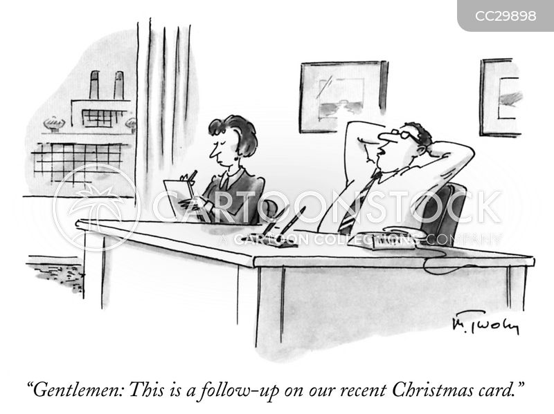 xmas cartoon
