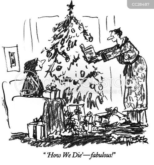 seasonal holidays cartoon