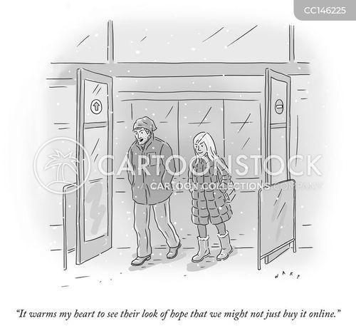 highstreet cartoon