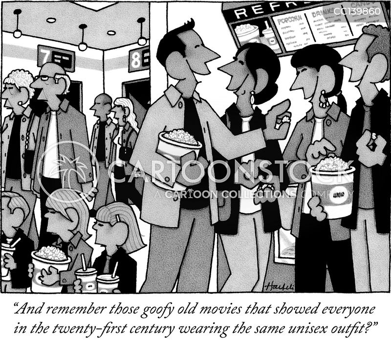 outings cartoon
