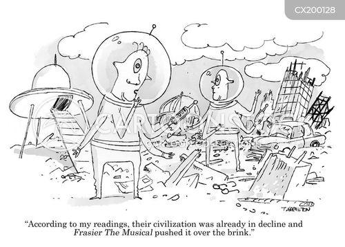 doomsdays cartoon