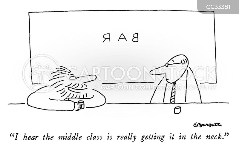 working class cartoon