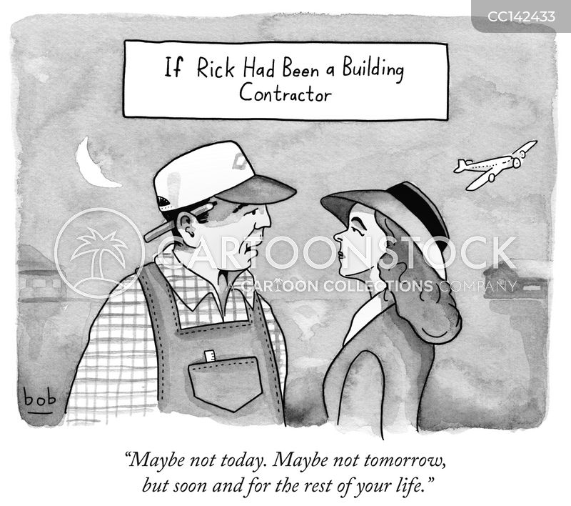 Renovate cartoon