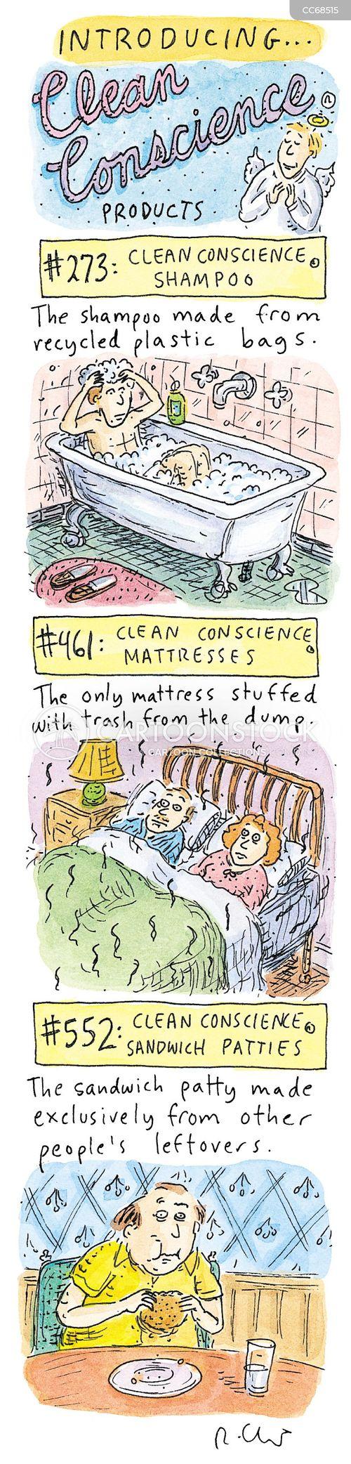 reuse cartoon