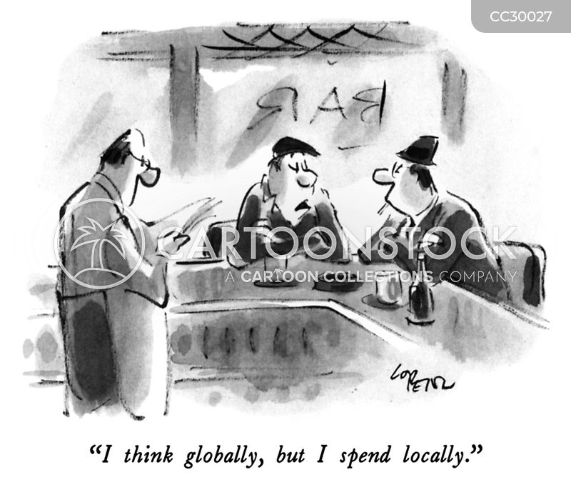 barflies cartoon