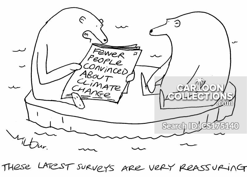 Climate Sceptics cartoon