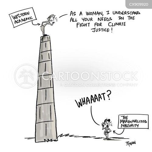 intersectionality cartoon