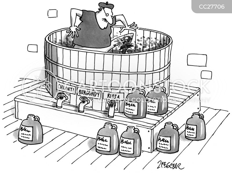 maceration cartoon
