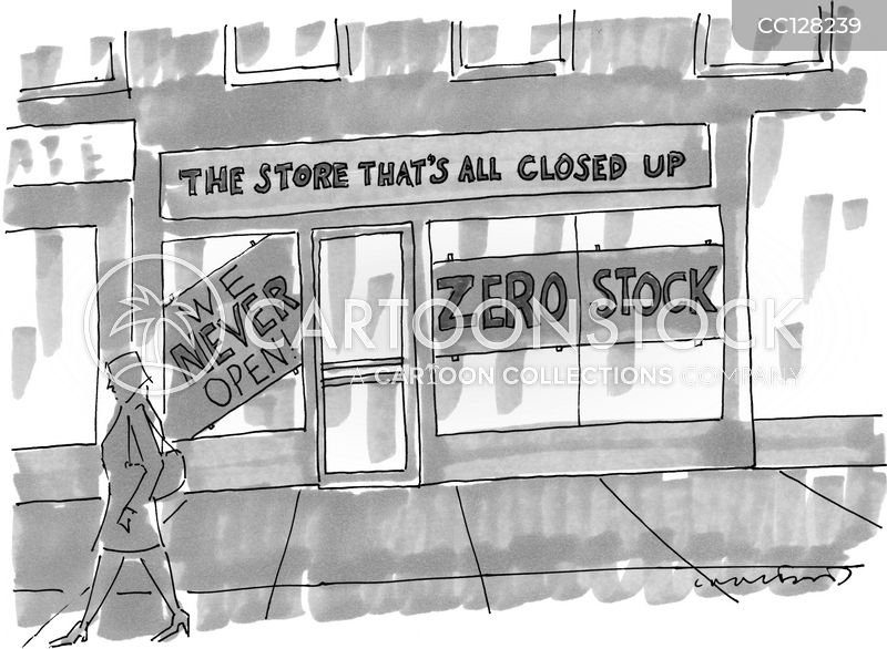 Closures cartoon