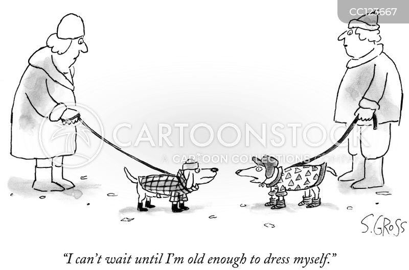 clothes cartoon