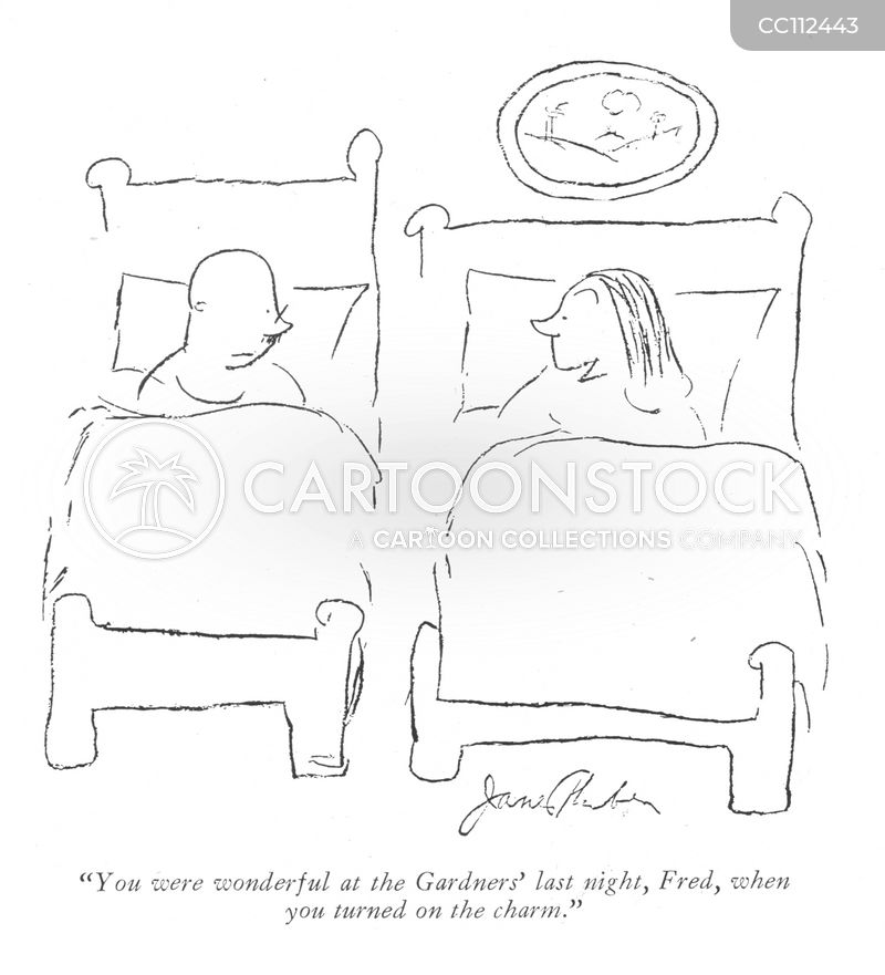 husbands cartoon