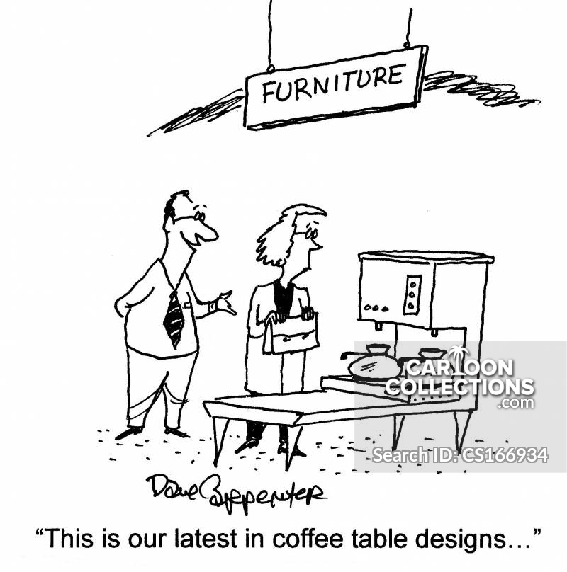 Coffee Makers cartoon