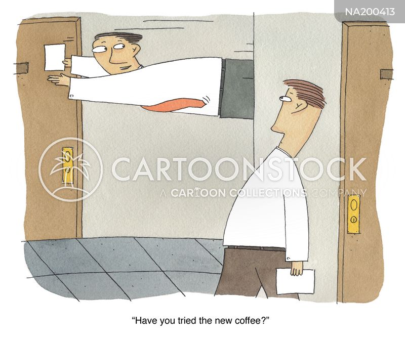 caffeine rush cartoon