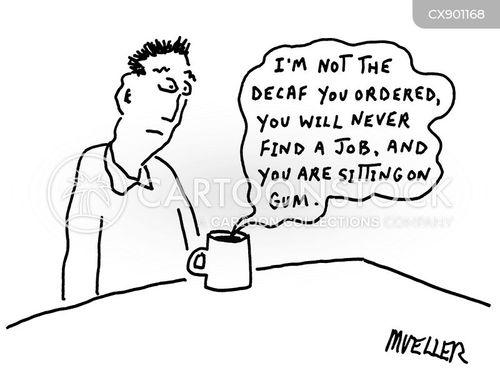 wrong order cartoon