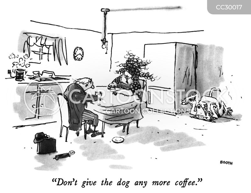 doggos cartoon