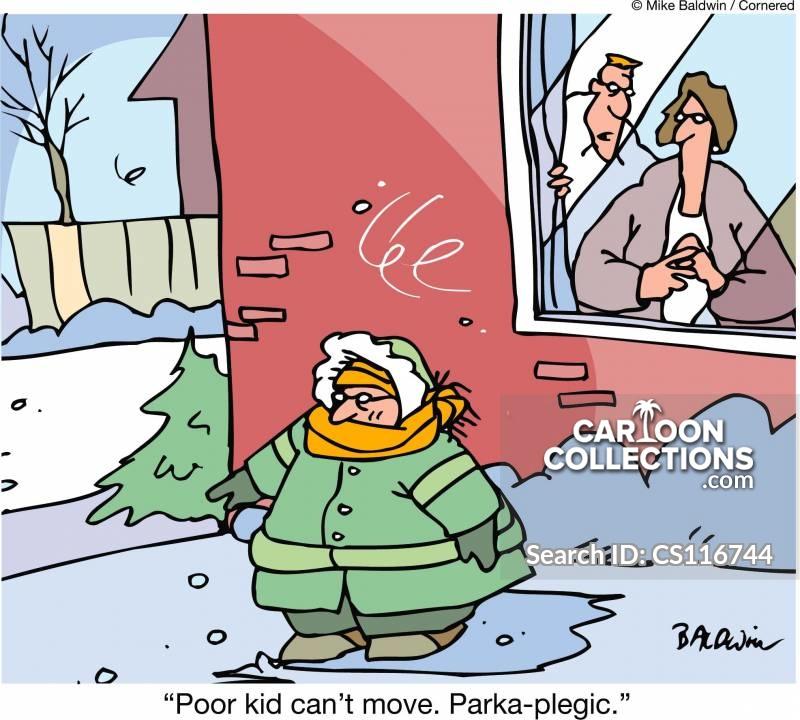 over concerned cartoon