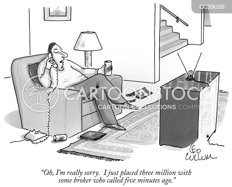 Cold Calls cartoon
