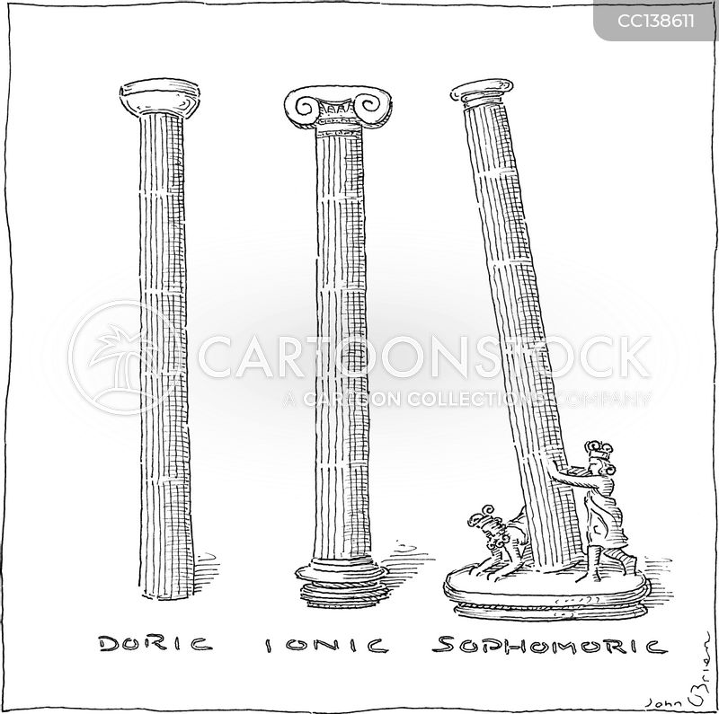 Classical Order cartoon