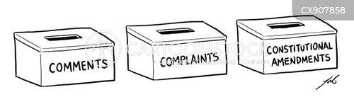 constitutional amendment cartoon