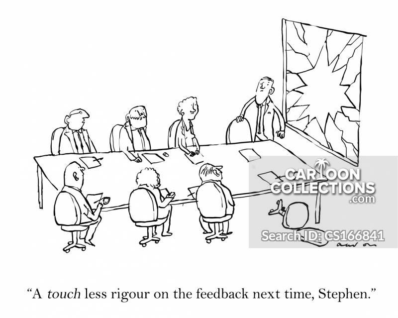 rigors cartoon