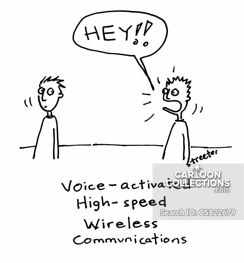 Wireless Communications cartoon