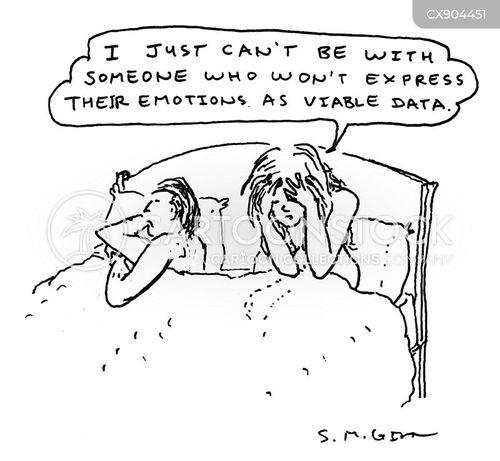 data scientist cartoon