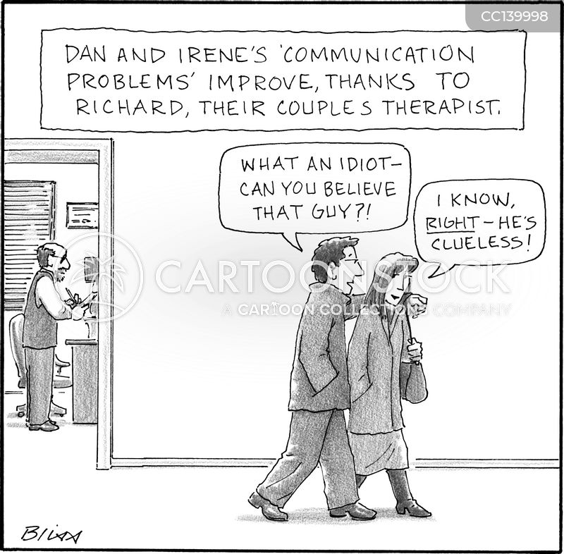 shared interest cartoon