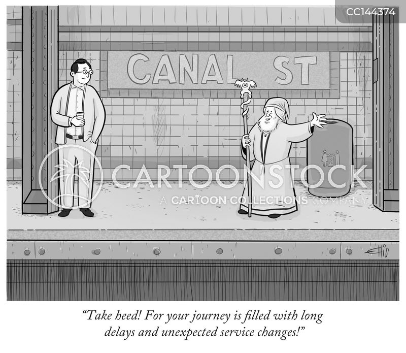 journey cartoon