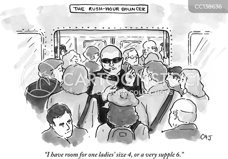 rushhour cartoon