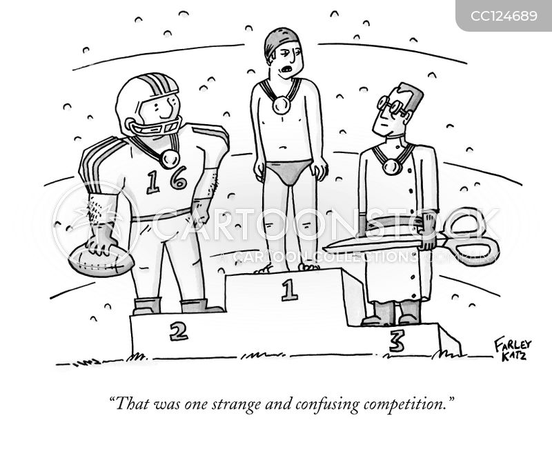 contests cartoon