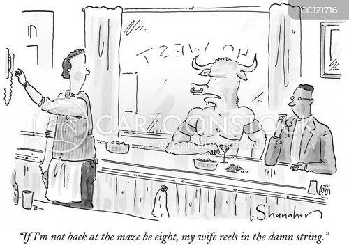 greek myths cartoon