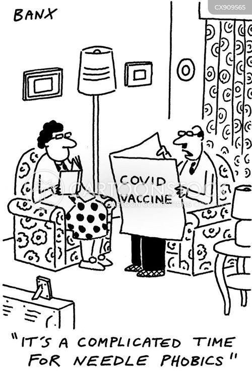 complicates cartoon