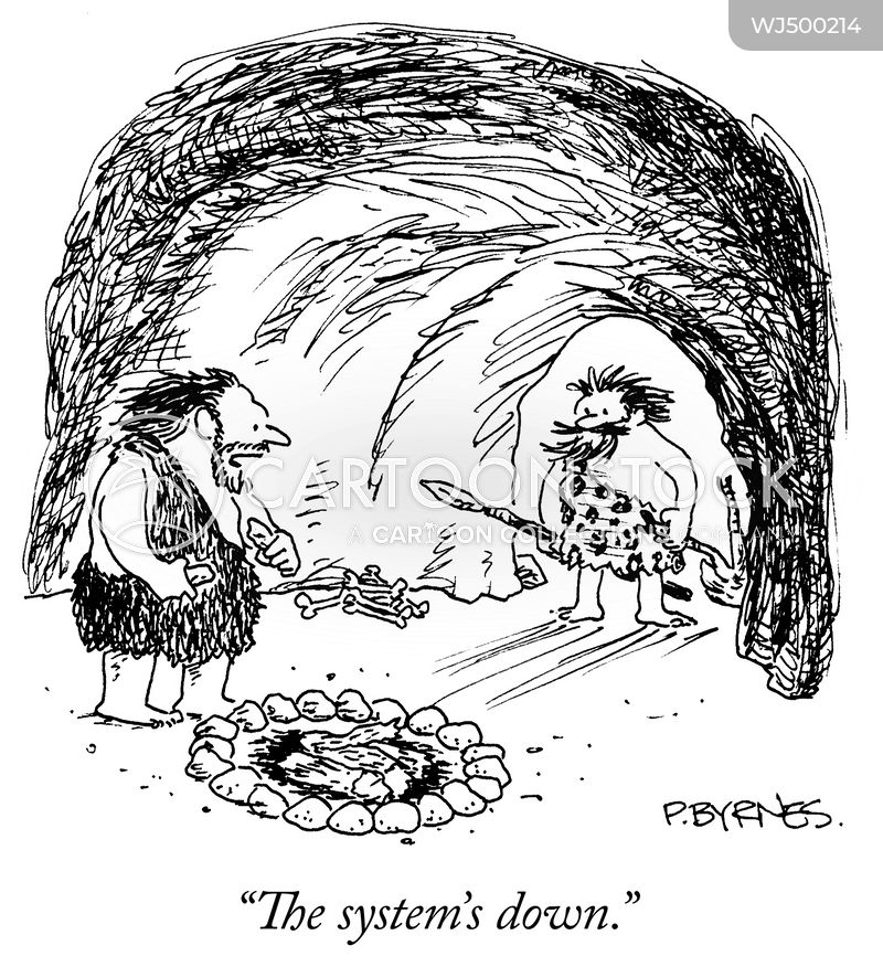 the stone age cartoon
