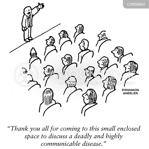epidemiologist cartoon