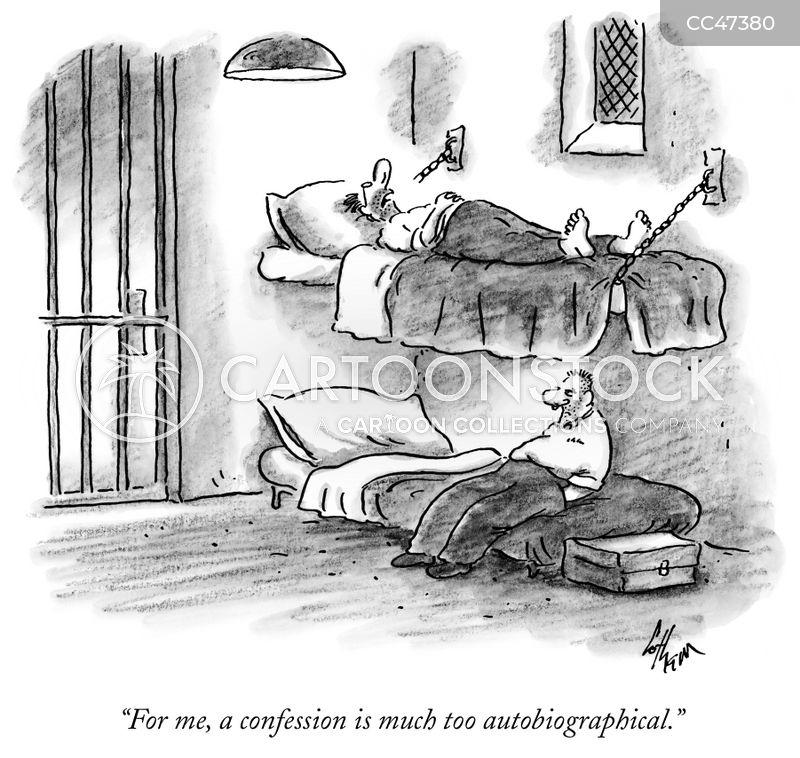 autobiographies cartoon
