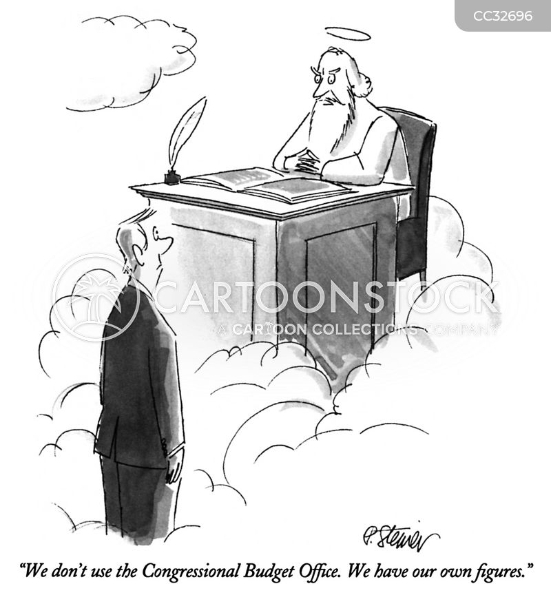 gates of heaven cartoon
