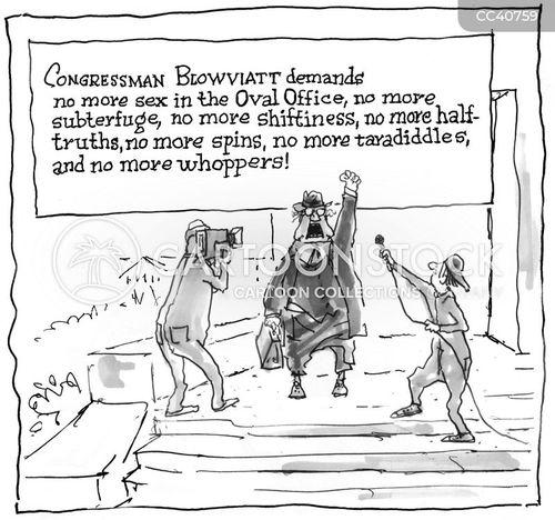 lewinsky cartoon