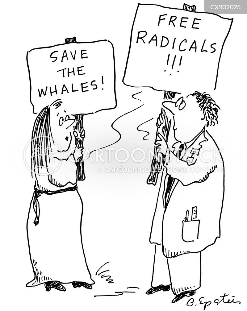 animal activism cartoon