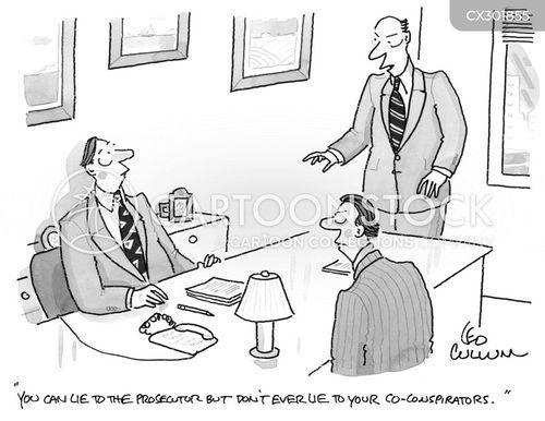prosecutors cartoon