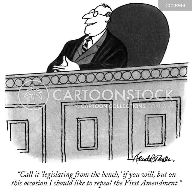 appeals court cartoon